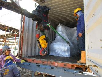 Industrias AVM Planta Biodisel La Paz