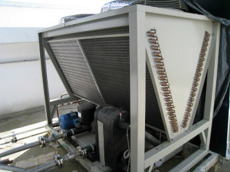 Tecnofar II TQ - Planta Empaque – Capacidad 15 TR