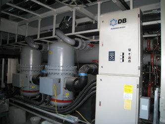 Tecnofar II TQ – Ampliación Planta Arpack - Capacidad - 600 TR